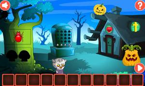 play Halloween Forest Escape Series Episode 2
