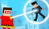 play Superhero League Online