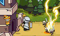 play Castle Defender Saga