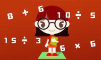 play Math Game: Multiple Choice